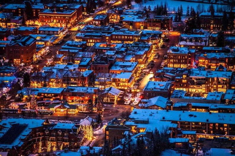 Aspen bei Nacht (1)