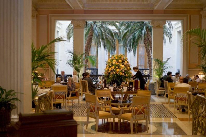 Athen - Hotel Grande Bretagne - Foyer
