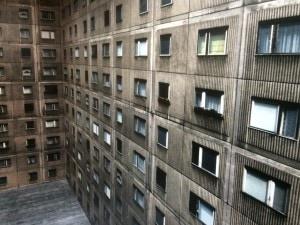 Urban Shelter - Wohnsiedlung