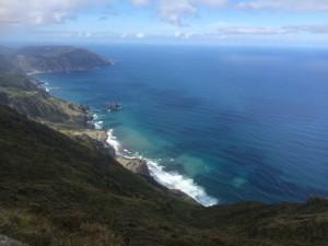 Es könnte auch die Karibik sein - die Atlantikküste bei Cabo Ortega