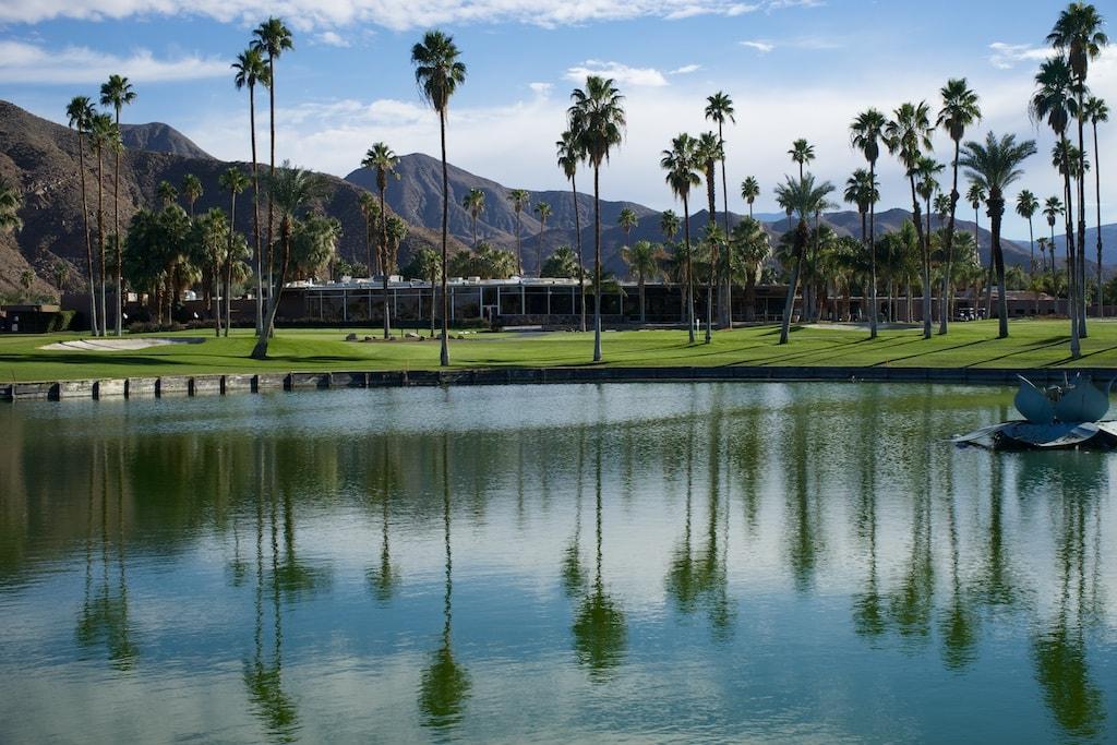Palm Springs begeistert mit einer hinreißenden Kulisse.
