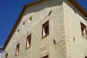 Das Söleserhaus ist ein typisches Laubenhaus aus dem 16. Jahrhundert.