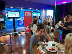Dublin Fashion Show in der Cineworld