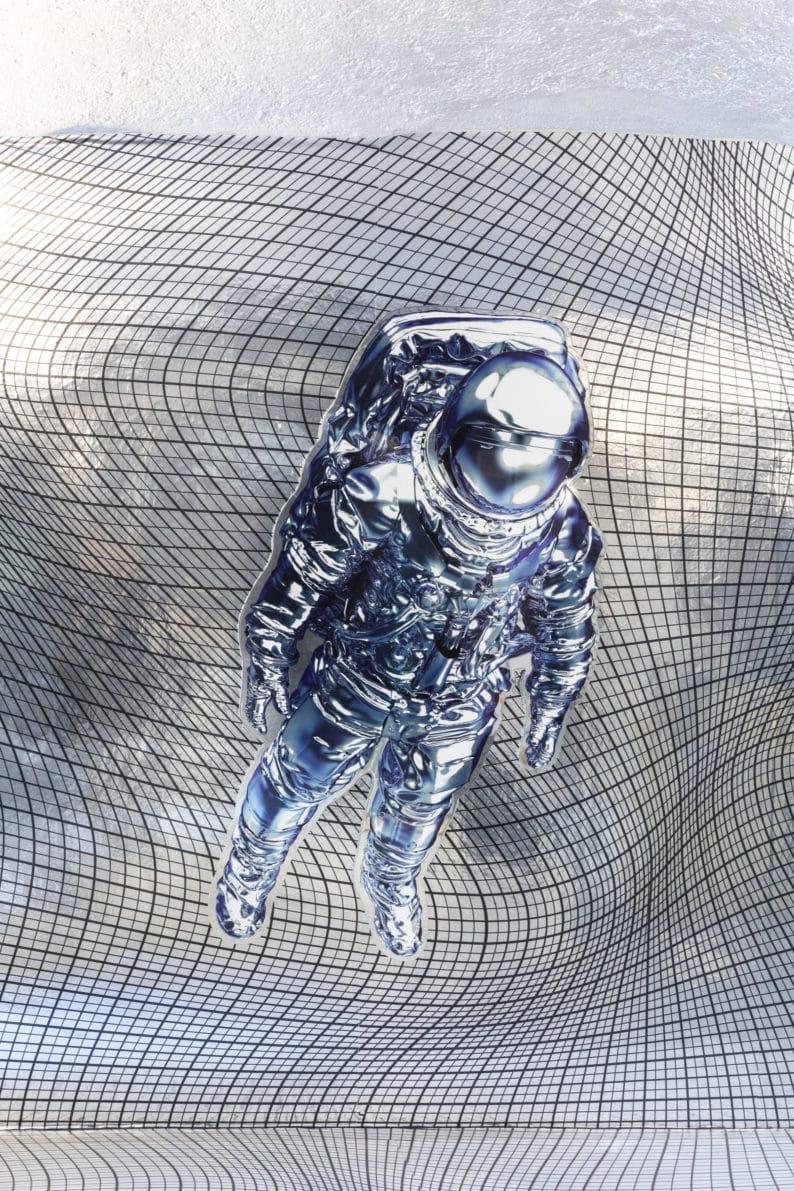 ERES_ZERO_o.T.(Astronaut Peter Kogler)