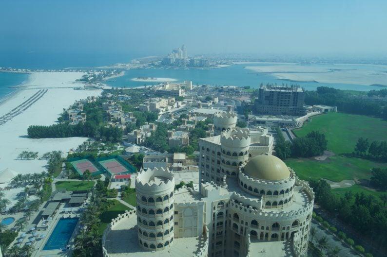 El Hamra - Hotellandschaft
