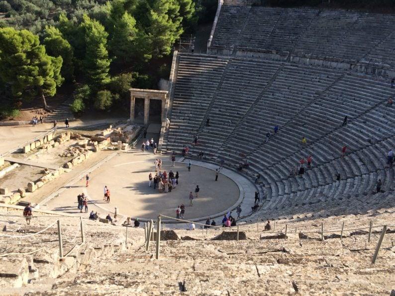 Epidauros - Theater