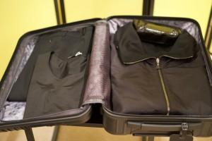 Das ist der kleine Rimova-Koffer für die Fashion Power Travel.