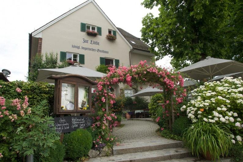 Fraueninsel - Gasthaus zur Linde
