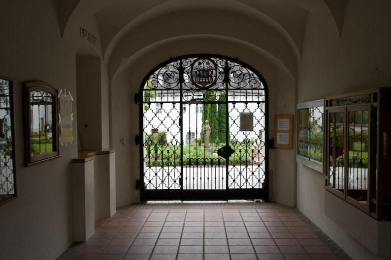Fraueninsel - Klosterpforte