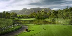 eines der spannenden Golfplätze in Südafrika ist sicherlich der Montagu- Platz auf Fancourt