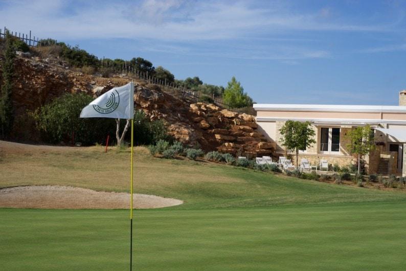 Golf Crete - Loch 18 (1)