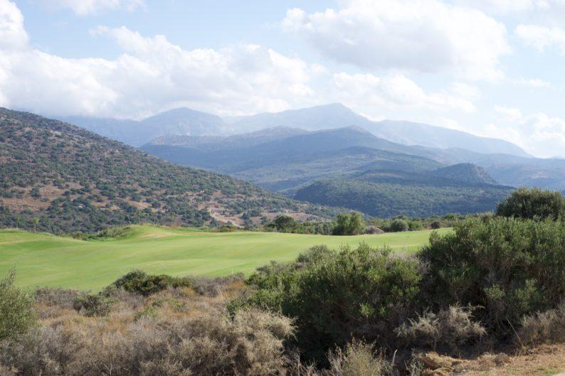 Golf Crete - Loch 18