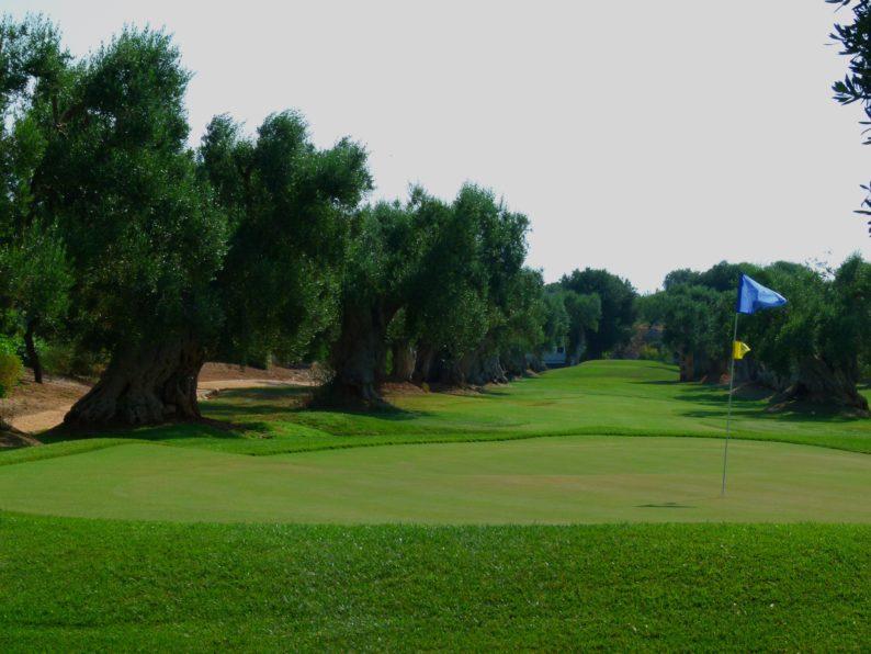 Golfplatz von Torre Coccaro