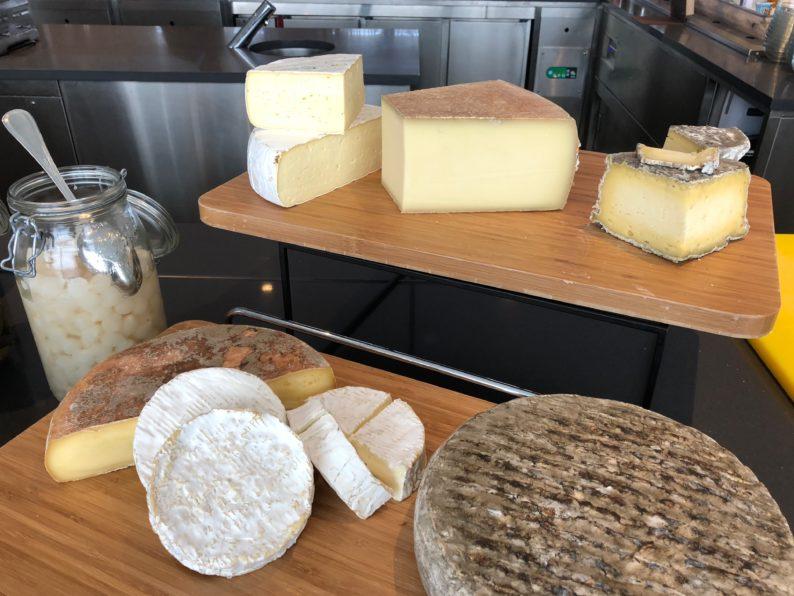 Club Med Samoens - Käse aus Hochsayoven
