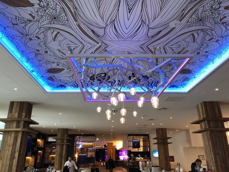 Club Med Samoens - das Restaurant