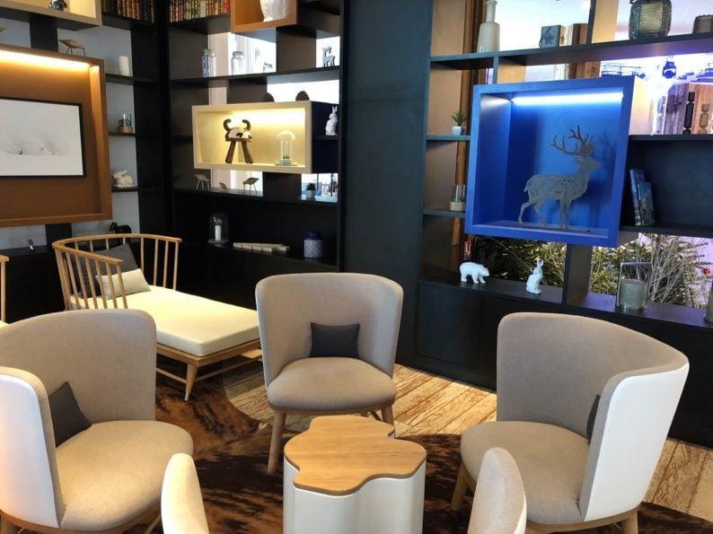 Club Med Samoens - Foyer