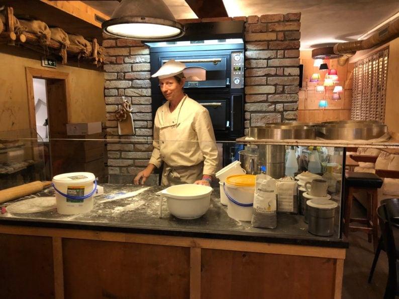 der Bäcker im Cafe & Bar Bock - Günter Hintner
