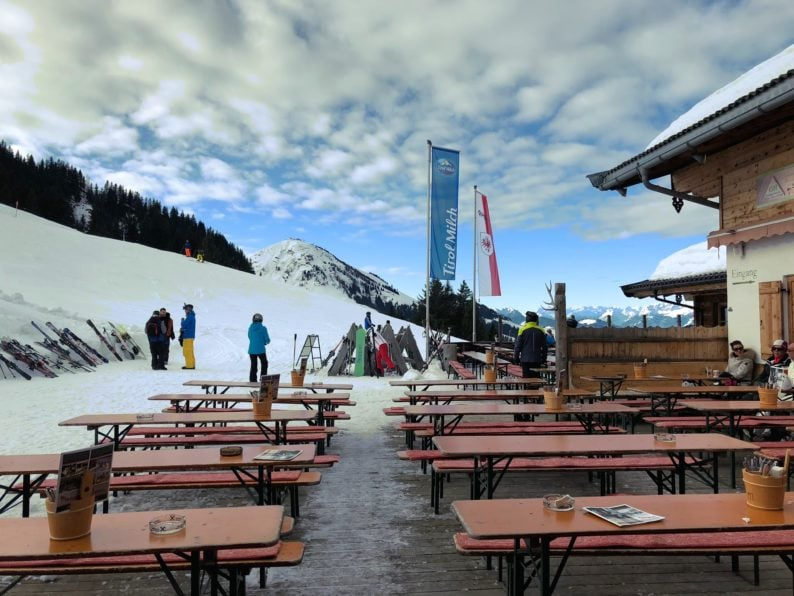 Skiwelt - Aualm