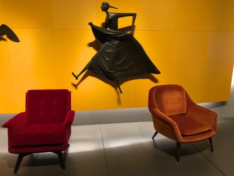 Art Deco für die Salons