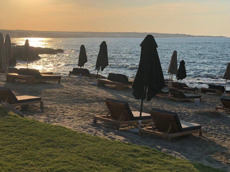 Abaton Island - am frühen Abend