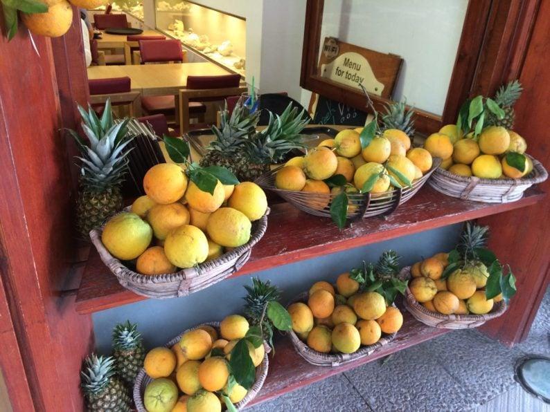 Knossos - Orangen