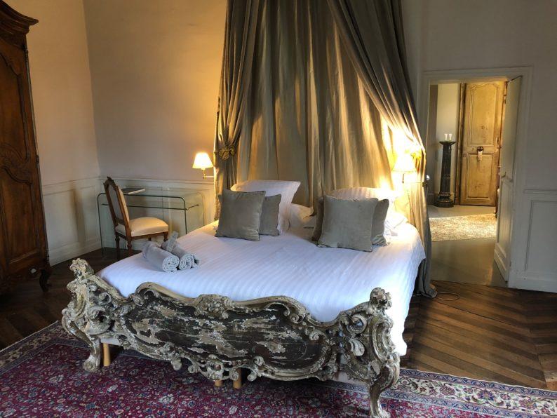 Rodez - Chateau de Labor - mein Schlafzimmer