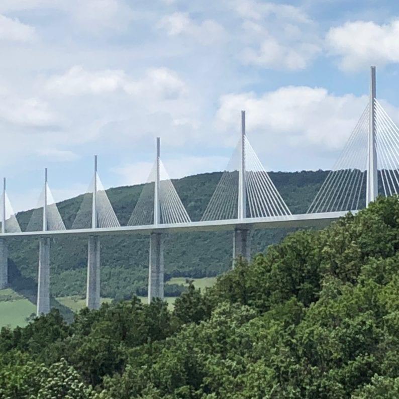 Millau - Viadukt