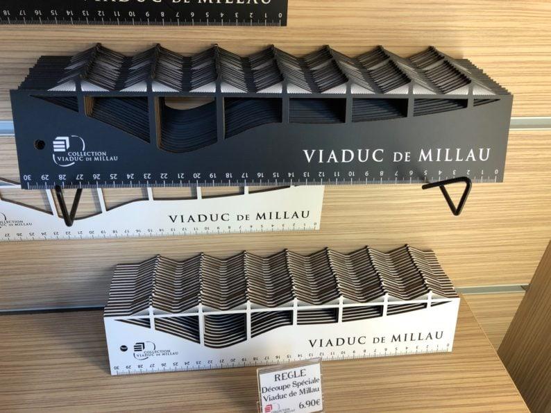 Millau - Kitsch im Shop