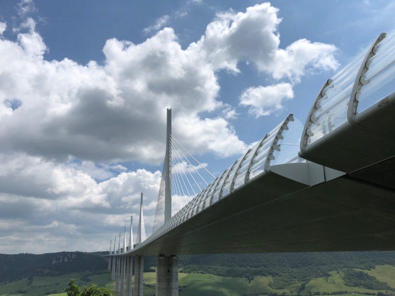 Millau- Viadukt