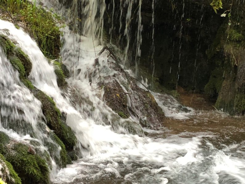 Wasserfälle bei Creissels