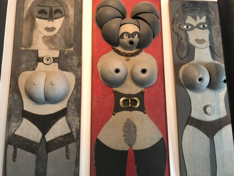 Montpellier - Musee Art brut