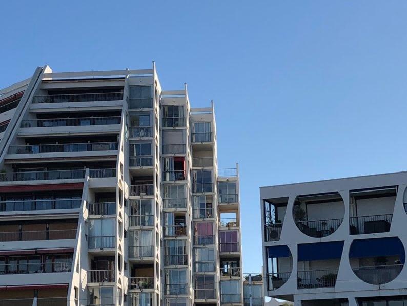 La Grande Motte - Architektur