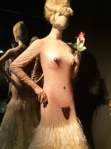 ein Kostüm zu dem Film von Pedro Almodovar - Die Haut in der ich wohne - 2011