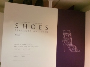 Victoria & Albert Museum - Shoes - Pain and Pleasure