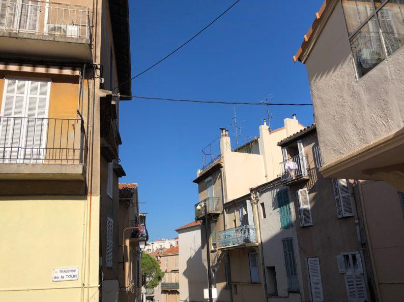 Cannes Altstadt Le Suquet