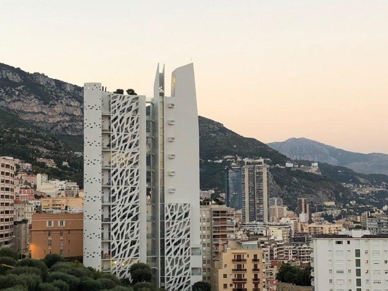 Blick auf Monte Carlo