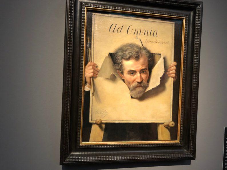 Georges Melliès - Bildnis eines Mannes, um 1883
