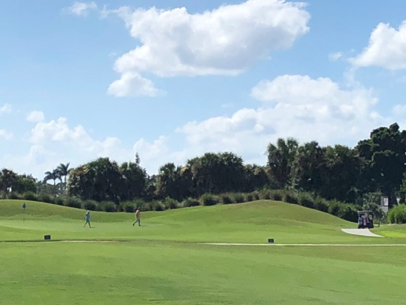 Golfplatz La Playa
