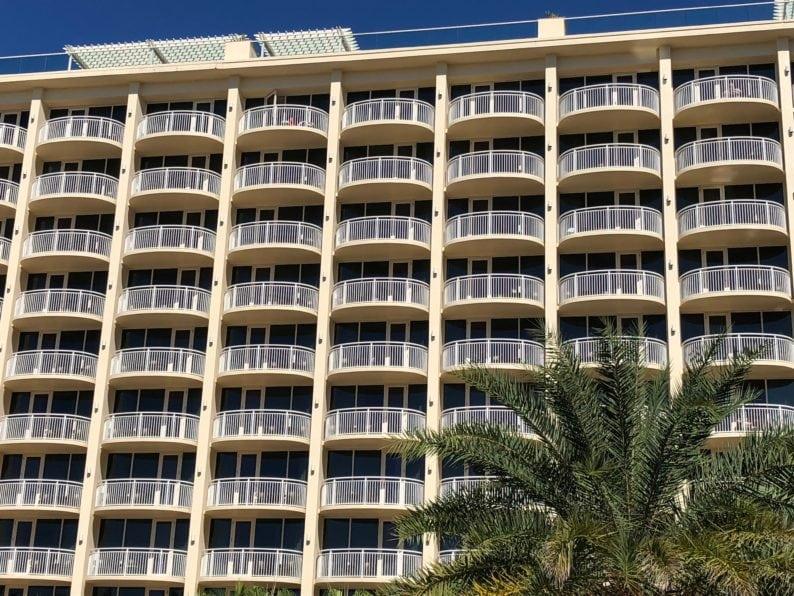 Hotel Marriott auf Marco Island