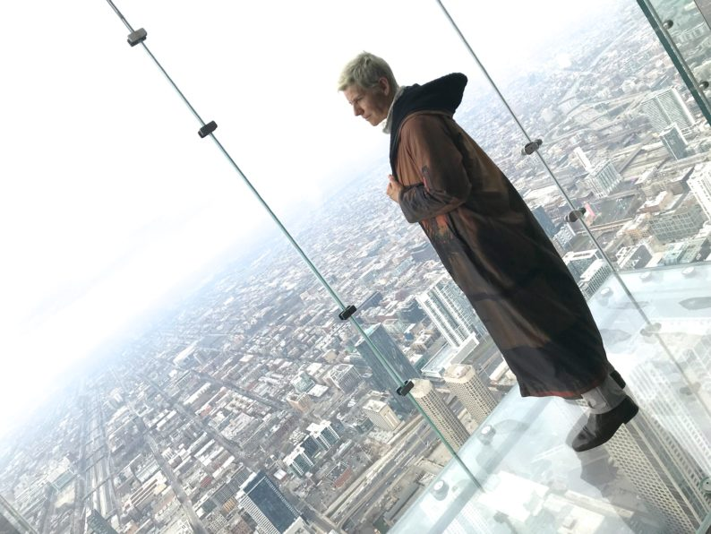 Skydeck  - Willis Tower - Ledge