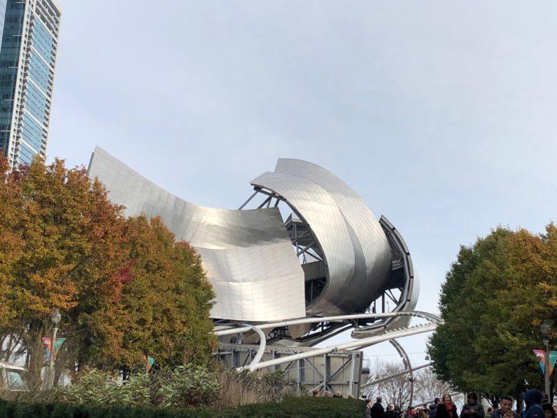 Jay Pritzker Pavillion - Millenium Park -Frank Gehry