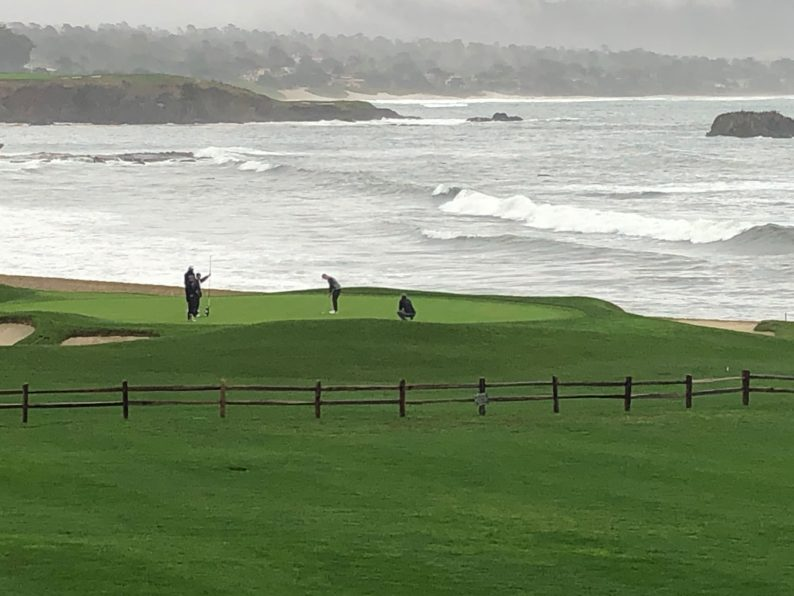 Pebble Beach - Links