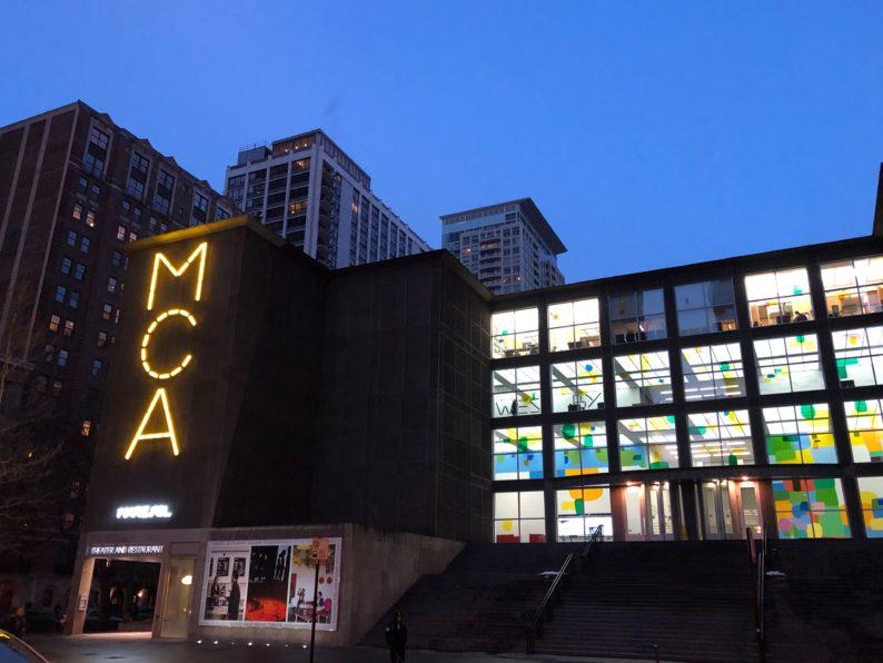 MCA am Abend