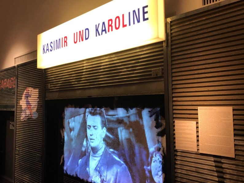 Kasimir und Karoline  Verfilmung