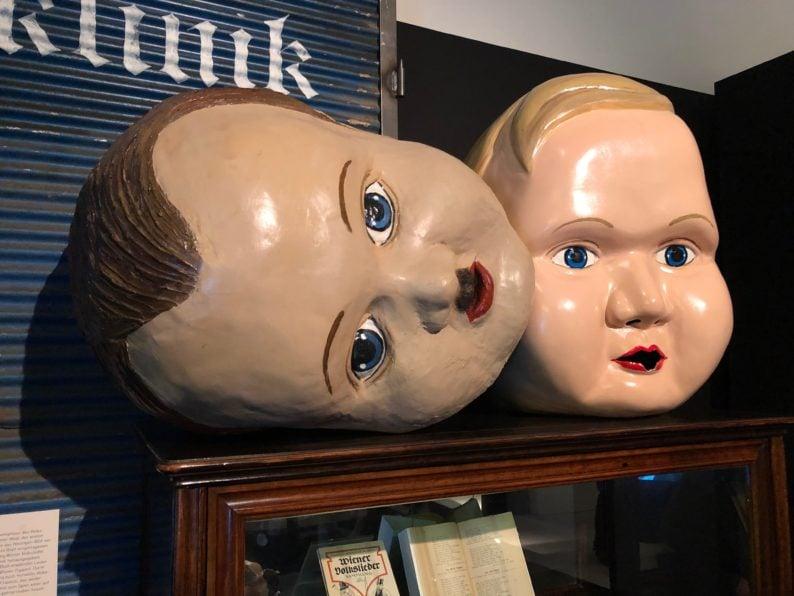 Theatermuseum - Ödön von Horvath - Geschichten aus dem Wiener Wald