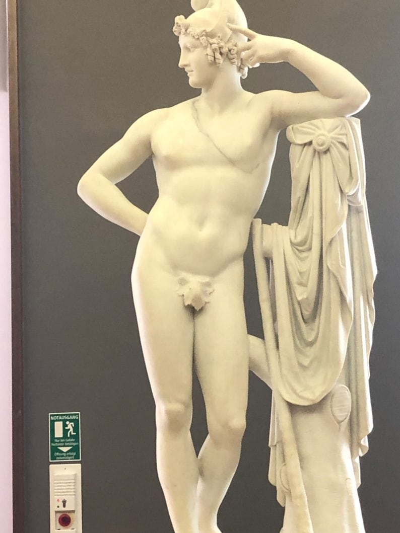 Alte Pinakothek - Gäste aus der Neuen Pinakothek - Antonio Canova