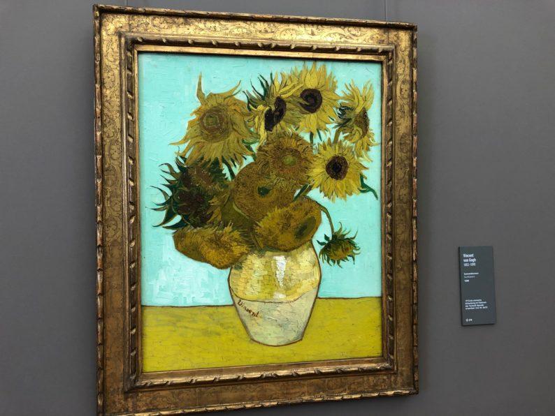 Alte Pinakothek - Gäste aus der Neuen Pinakothek - Van Gogh