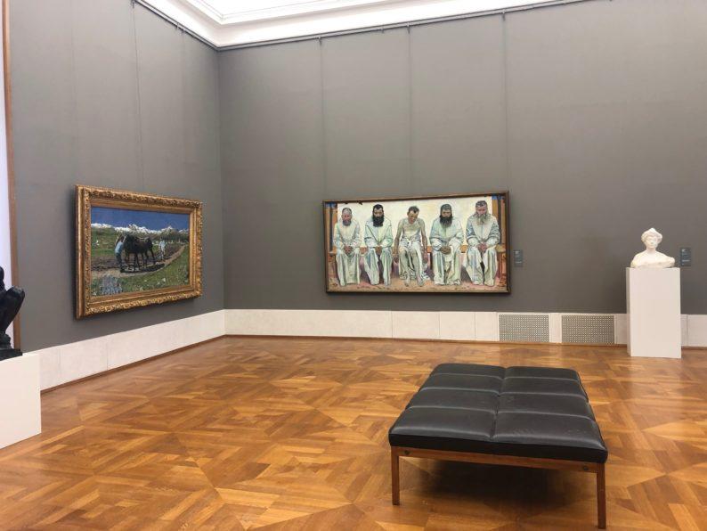 Alte Pinakothek - Gäste aus der Neuen Pinakothek - Ferdinand Hodler