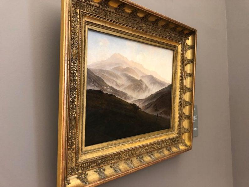 Alte Pinakothek - Gäste aus der Neuen Pinakothek - Caspar David Friedrich