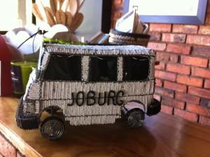 Viele aparte Geschenke findet der Johannesburg-Liebhaber in der Boutique 1886joburg.